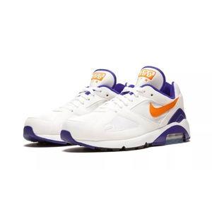Nike Air Max 180 White/Bright Ceramic Men's Shoes